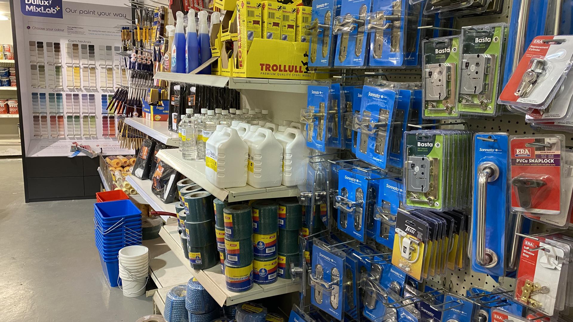 Dulux Colour Mixlab Paint System