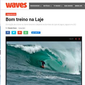 Matéria Portal Waves