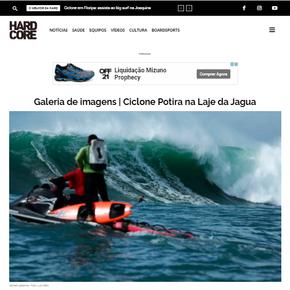 Matéria Revista Hardcore