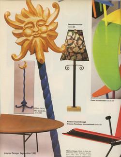 Interior design coatree 1991
