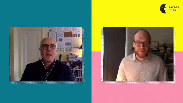 Europe Talks: Peter T. Coleman talks about setting intention before difficult conversations