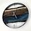 "Thumbnail: 18"" Northern Lights Limited Edition Wall Clock"