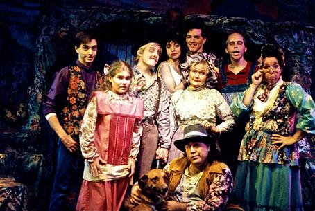 Smoky Mountain Mist Avante Garage Theatre Los Angeles Michael Bouson Joe Correll