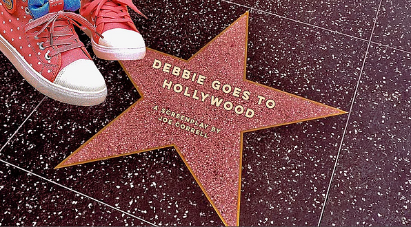 playwright joe correll screenplay Debbie