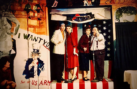 USO 1945 Musical