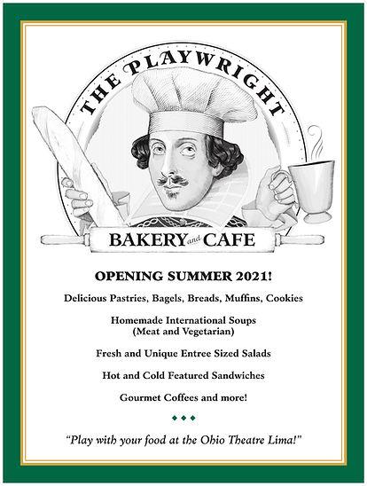 Playwright Bakery Cafe Lima Ohio