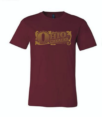 Ohio Theatre Lima T-Shirt Offical