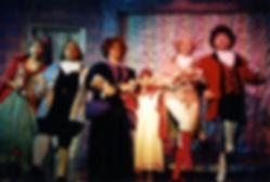 Musical Avante Garage Theatre Les Miz Tale of two cities Los Angeles Michael Bouson Joe Correll