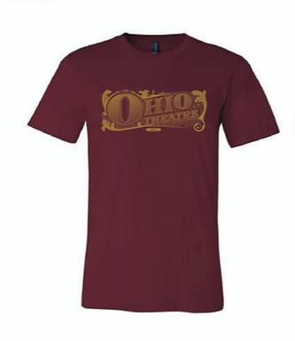Ohio Theatre Lima T Shirt
