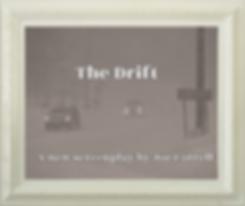Joe Correll playwright screenplay The Drift