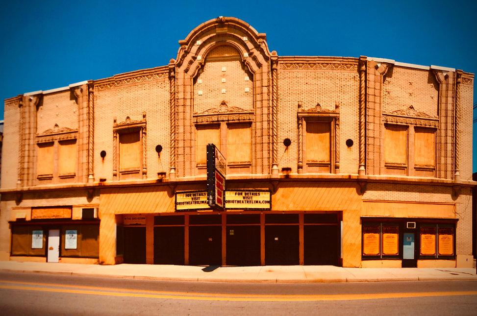 ohio theatre lima