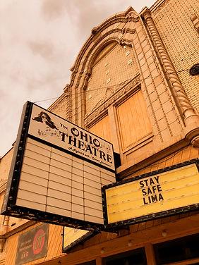 Ohio Theatre Lima Marquis Avante Garage
