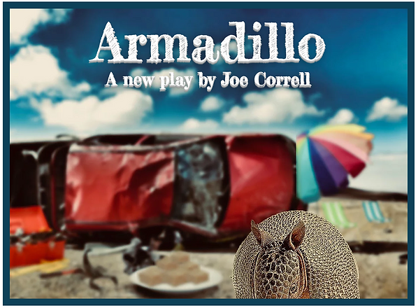 Armadillo play by playwright Joe Correll