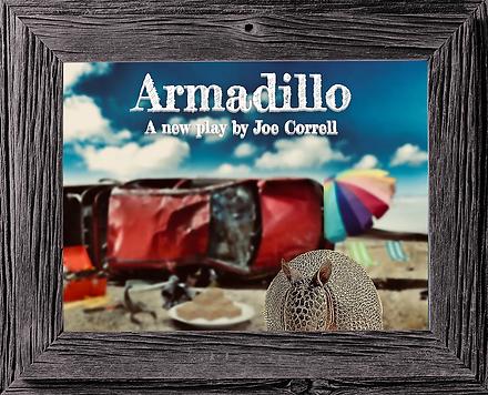 Joe Correll Playwright's play Armadillo