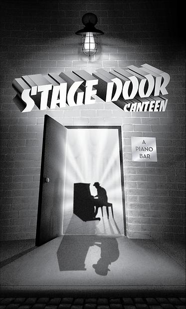 Stage door canteen Ohio Theatre Lima