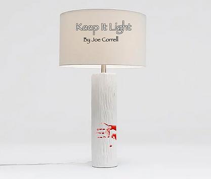 joe correll playwright Keep It Light