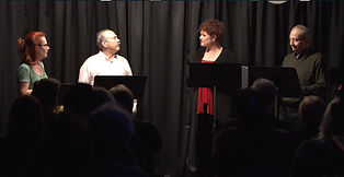 Joe Correll's play Matterhorn Tracey Rooney, Michael Bouson, Debra Christofferson, Jonathan Fishman