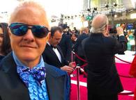 joe correll oscars red carpet playwright screenwriter tele