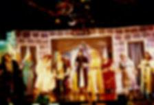 Melancholy Dane Hamlet Musical Avante Garage Theatre Los Angeles Michael Bouson Joe Correll