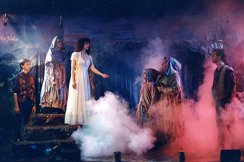 Smoky Mountain Mist Musical