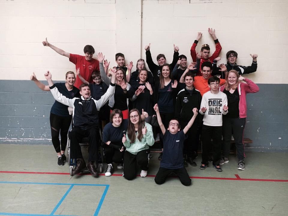 Sporten met ons goed doel: De Caspers vzw, 2018