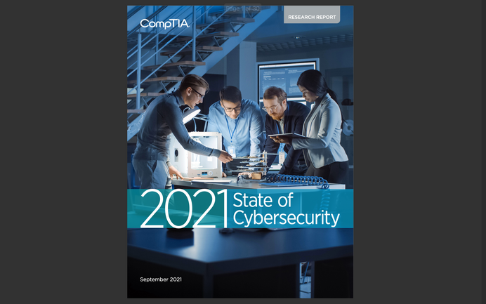 RELATÓRIO: CompTIA 2021 State of Cybersecurity