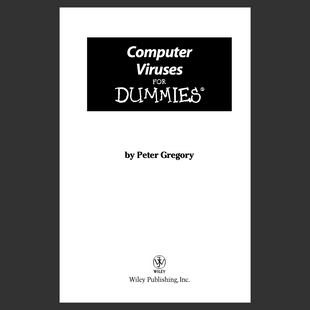 eBook - Computer Viruses for Dummies