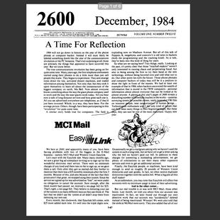 2600 - Edição No 12 - Dezembro 1984