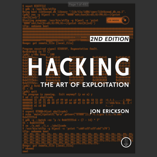 eBook: Hacking - The Art of Exploitation 2nd Edition (2008)