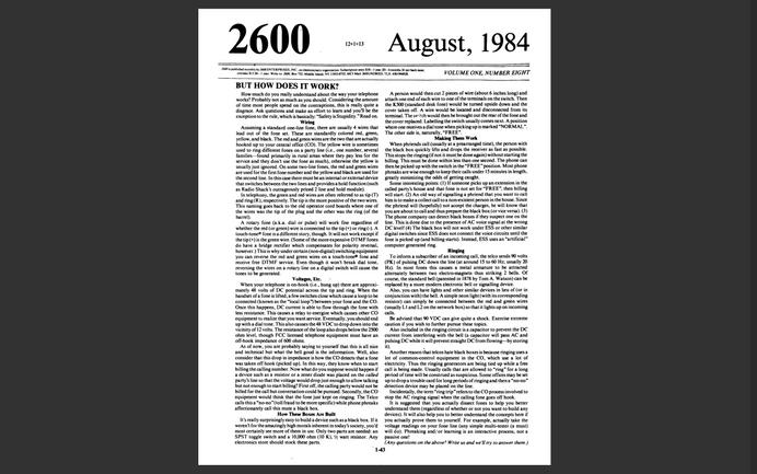 2600 - Edição No 08 - Agosto 1984