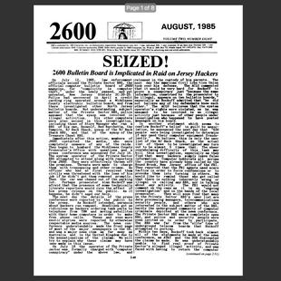 2600 - Ano 2 - Edição No 08 - Agosto 1985