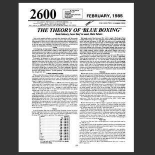 2600 - Ano 2 - Edição No 02 - Fevereiro 1985
