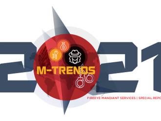 FireEye M-TRENDS 2021