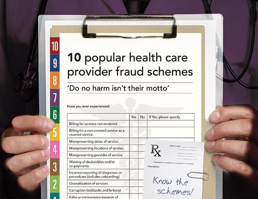 Um ano recorde para investigações de fraudes no mercado de Saúde (Healthcare)
