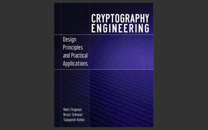 eBook: Cryptography Engineering