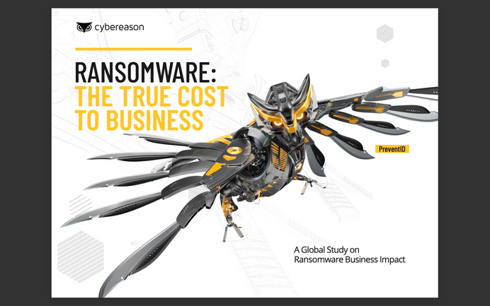 REPORT: 2021 - Ransomware: The True Cost To Business (CYBEREASON)