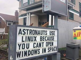 Linux forever !!!!