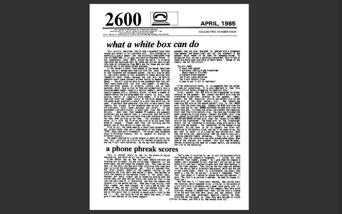 2600 - Ano 2 - Edição No 04 - Abril 1985