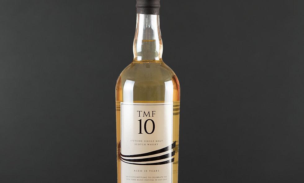 TMF 10 Single Malt Scotch Whisky