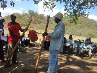 Handwashing campaigns in rural and urban Zimbabwe