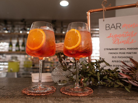 Cocktail of the Week: Aperol Spritz