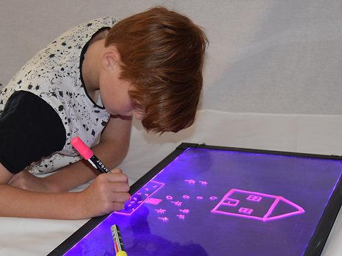 K5 LED Light Up drawing board