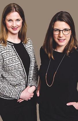Sarah Scharf & Anna-Catharina v. Girsewald