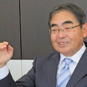 2度の不況乗り越え売上高200億円へ/クイック 和納 勉会長