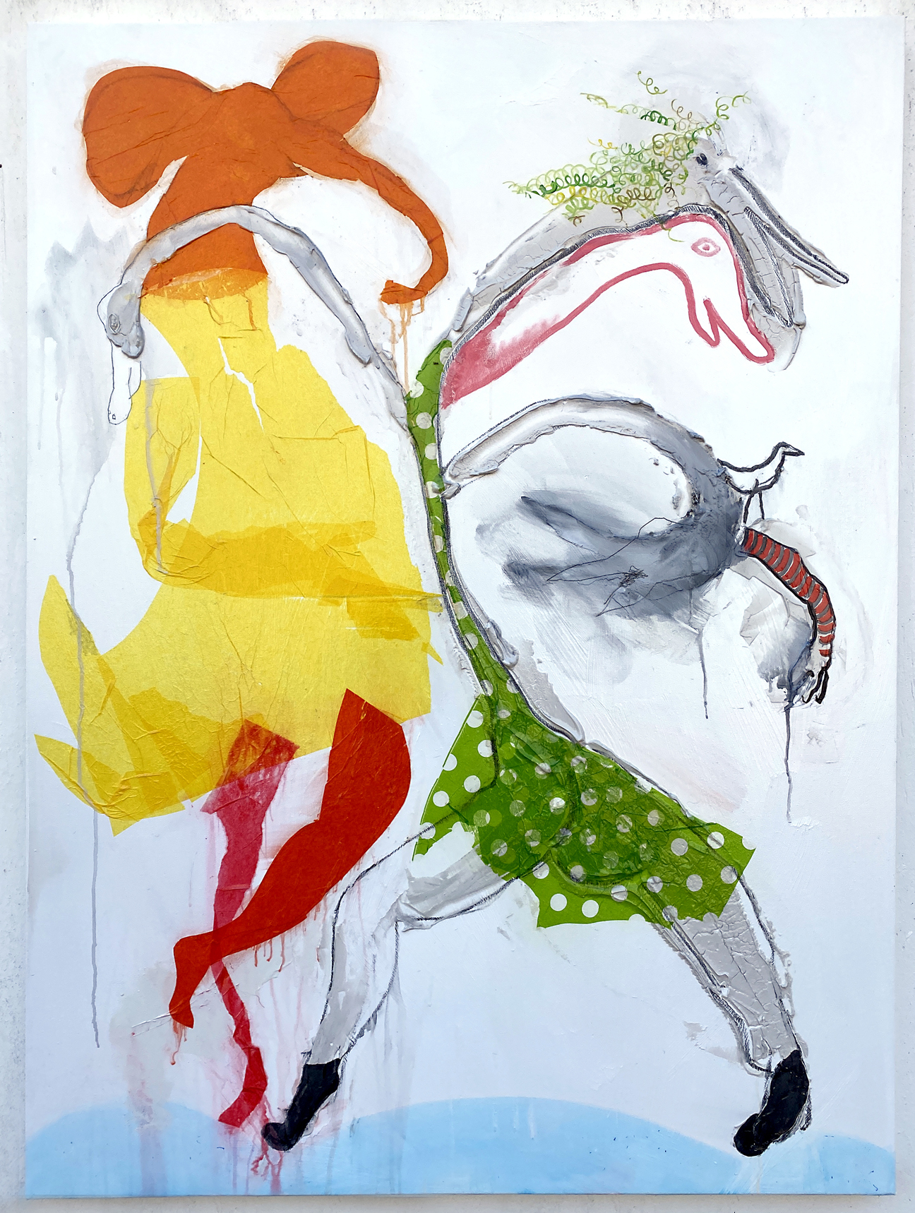 Artists Pretending to Dance