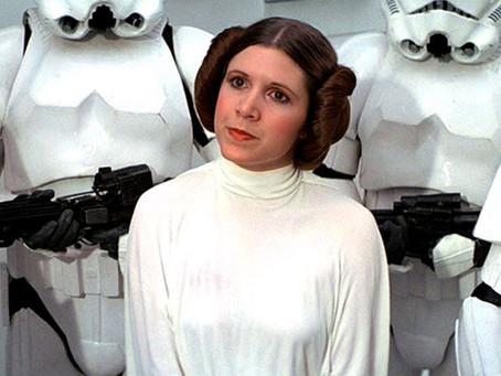 Star Wars: Mark Hamill celebra a memória de Carrie Fisher, 4 anos após a sua morte