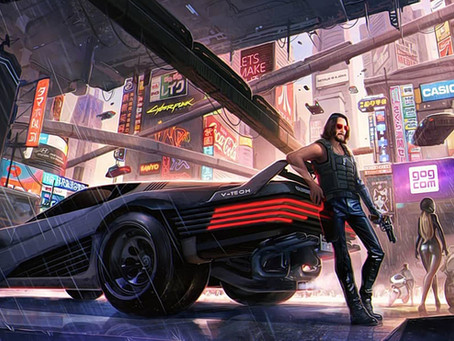Cyberpunk 2077: Patch 1.2 já se encontra disponível