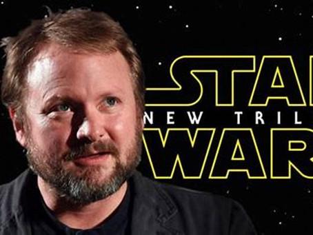 Ideia de trilogia de Star Wars - realizada por Rian Johnson - mantém-se de pé