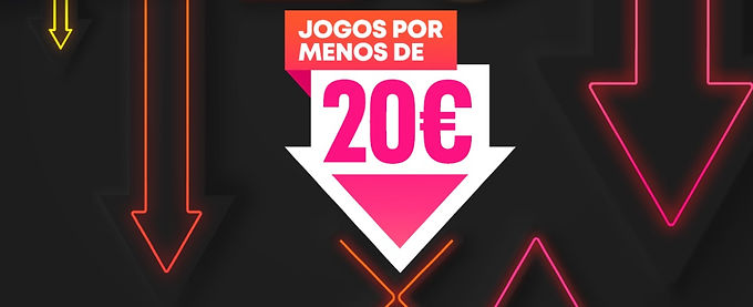 """Campanha """"Jogos a menos de 20€"""" regressa à PlayStation Store"""