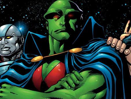 Liga da Justiça: Quem é Martian Manhunter, interpretado por Harry Lenix?